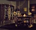Гостиная BLUE DIAMOND ebony - итальянская мебель для гостиной