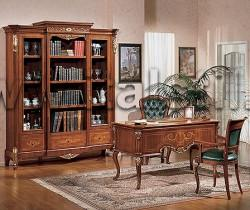Кабинет GIULIO III - итальянская мебель для кабинета