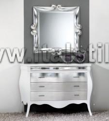 Итальянское зеркало 6018