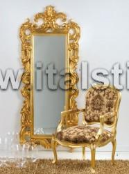 Итальянское зеркало 8065