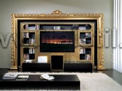 Vismara BAROQUE  - итальянская мебель для ТВ
