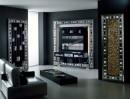 Vismara GLASS EYES - итальянская мебель для ТВ