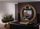 Vismara GOLD EYES - итальянская мебель для ТВ