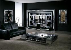 Vismara PIRAMID - итальянская мебель для ТВ